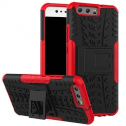 Huawei P10 Tyre Defender Red